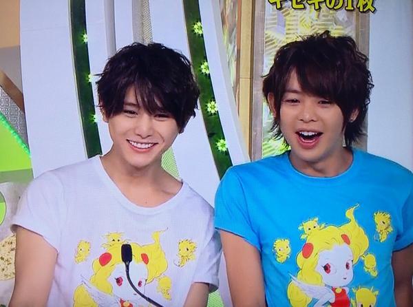 8:30(土)山田・有岡出演『24時間テレビ』まとめ