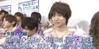 【5/1】「ミュージックステーション」まとめ【Hey!Say!JUMP「Chau♯」▽チュッチュダンスを披露】