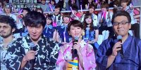 【7/29】「FNSうたの夏まつり」まとめ【Hey!Say!JUMP『Chau♯』】